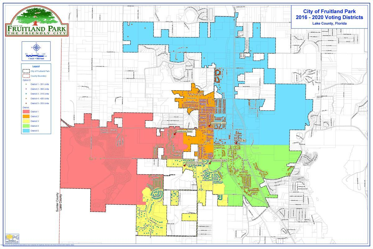Map Of Florida School Districts.City Maps City Of Fruitland Park Florida